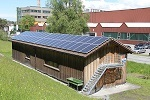 Neubau Photovoltaikanlage im 2013