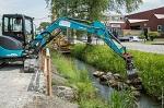 Instream Restaurierung Parallelgraben - Etappe 2015