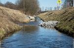 Instream Restaurierung Parallelgraben - Etappe 2017